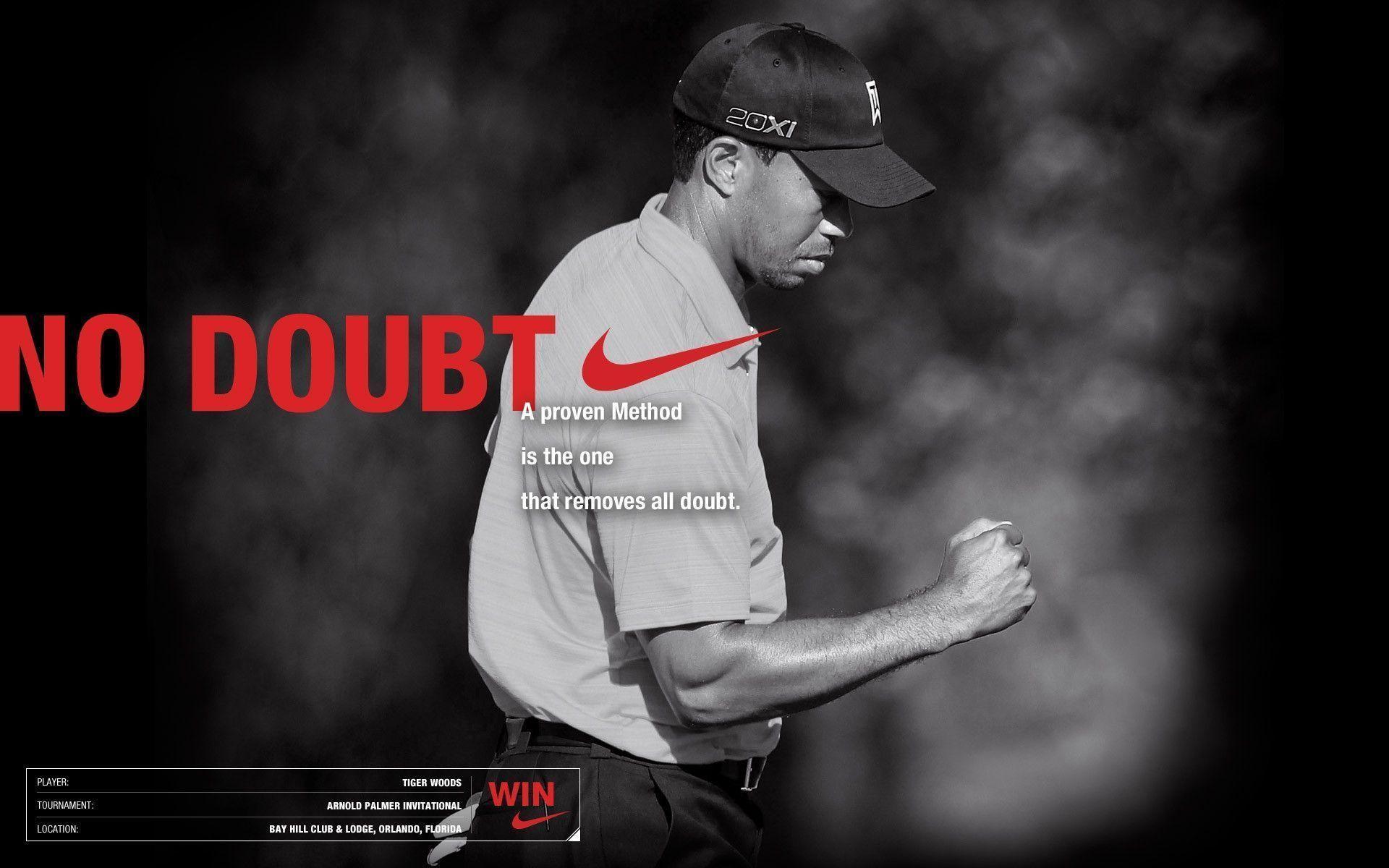Nike golf wallpapers wallpaper cave - Tiger woods desktop wallpaper ...