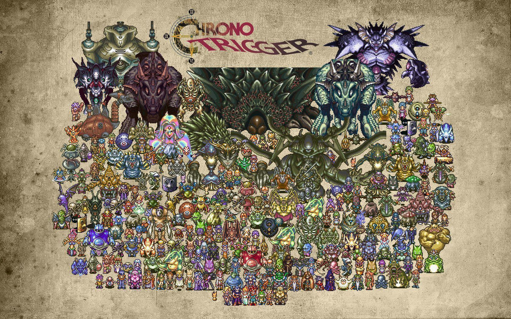 82 Chrono Trigger Wallpapers