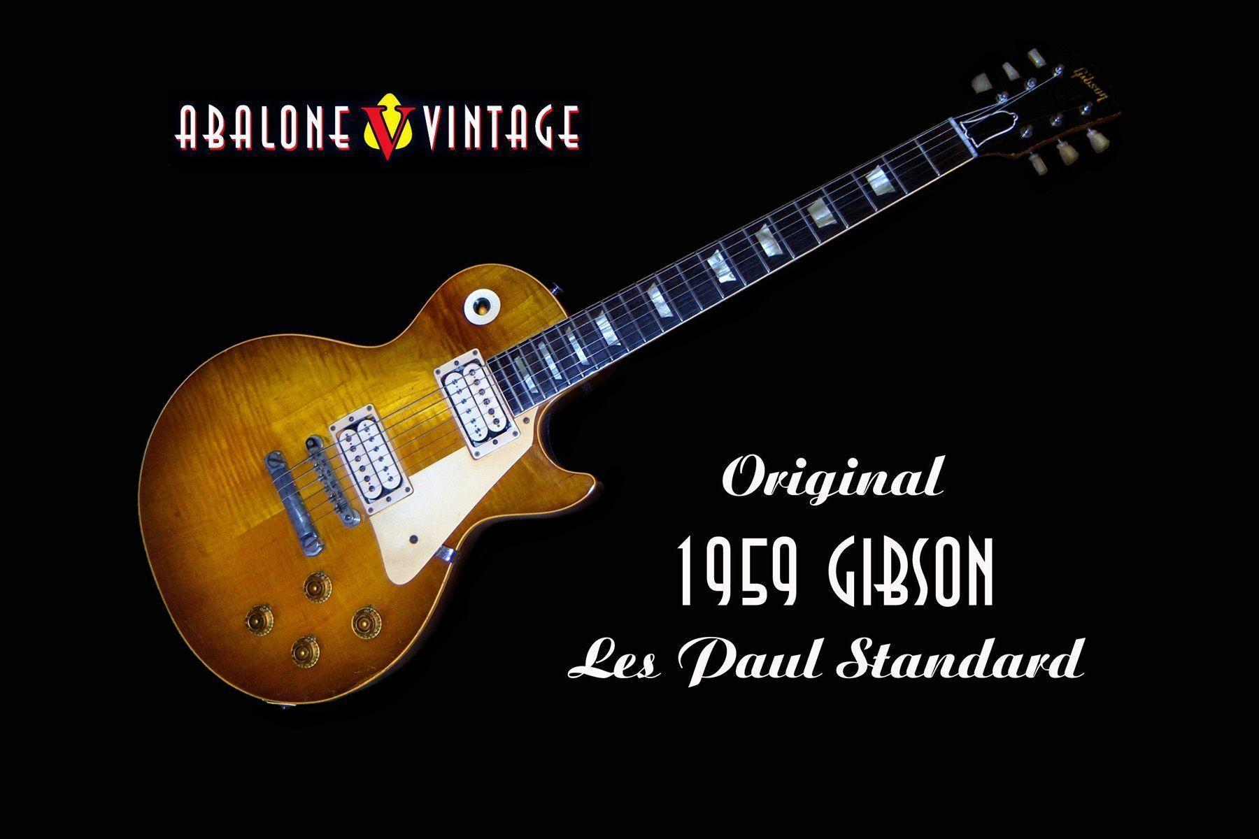 Gibson Les Paul Wallpapers - Wallpaper Cave