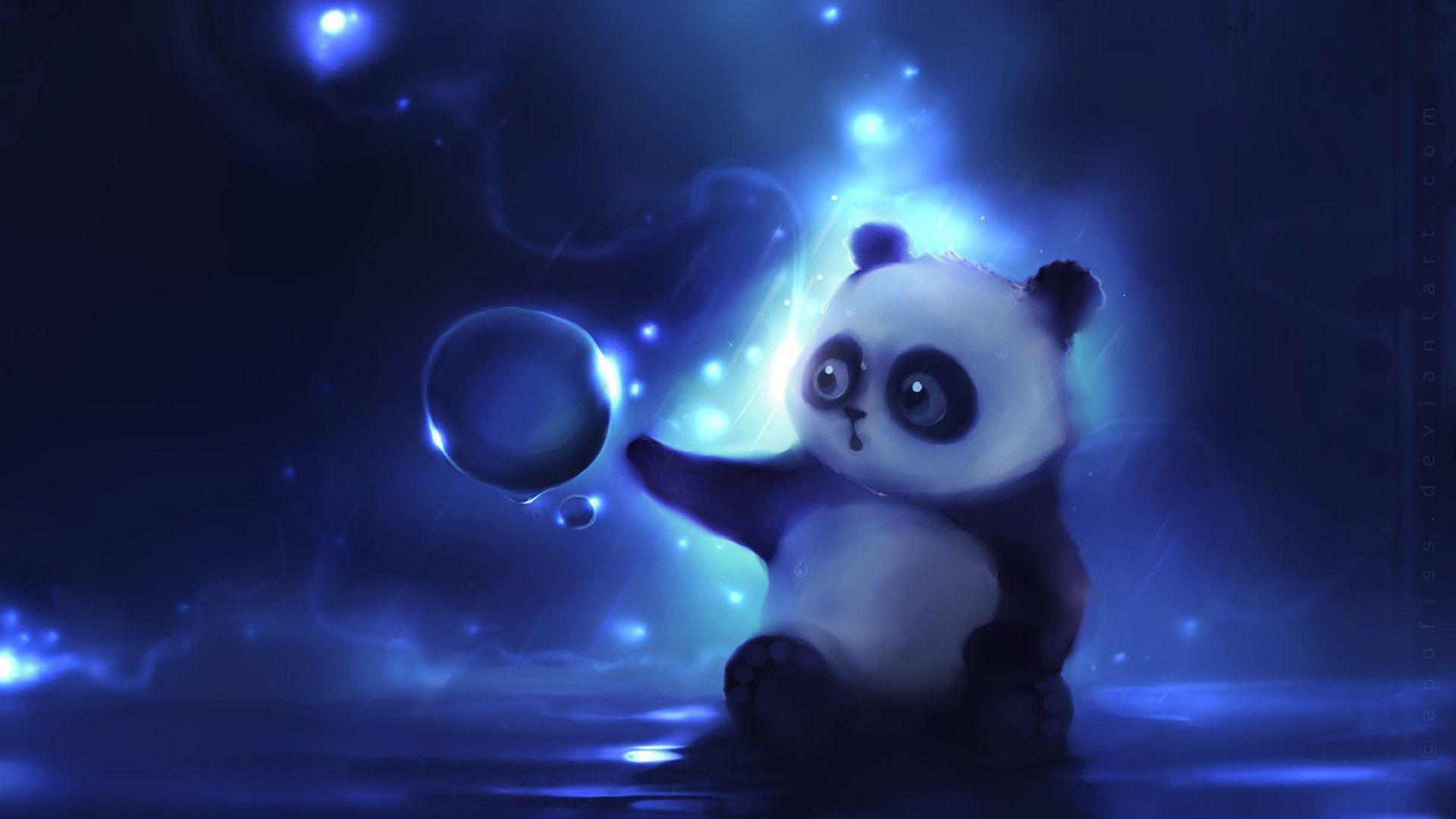 Download Panda Bears Wallpaper 1920x1080 | Wallpoper #328116