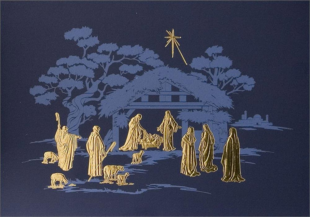 Religious Christmas Cards Widescreen 2 HD Wallpapers