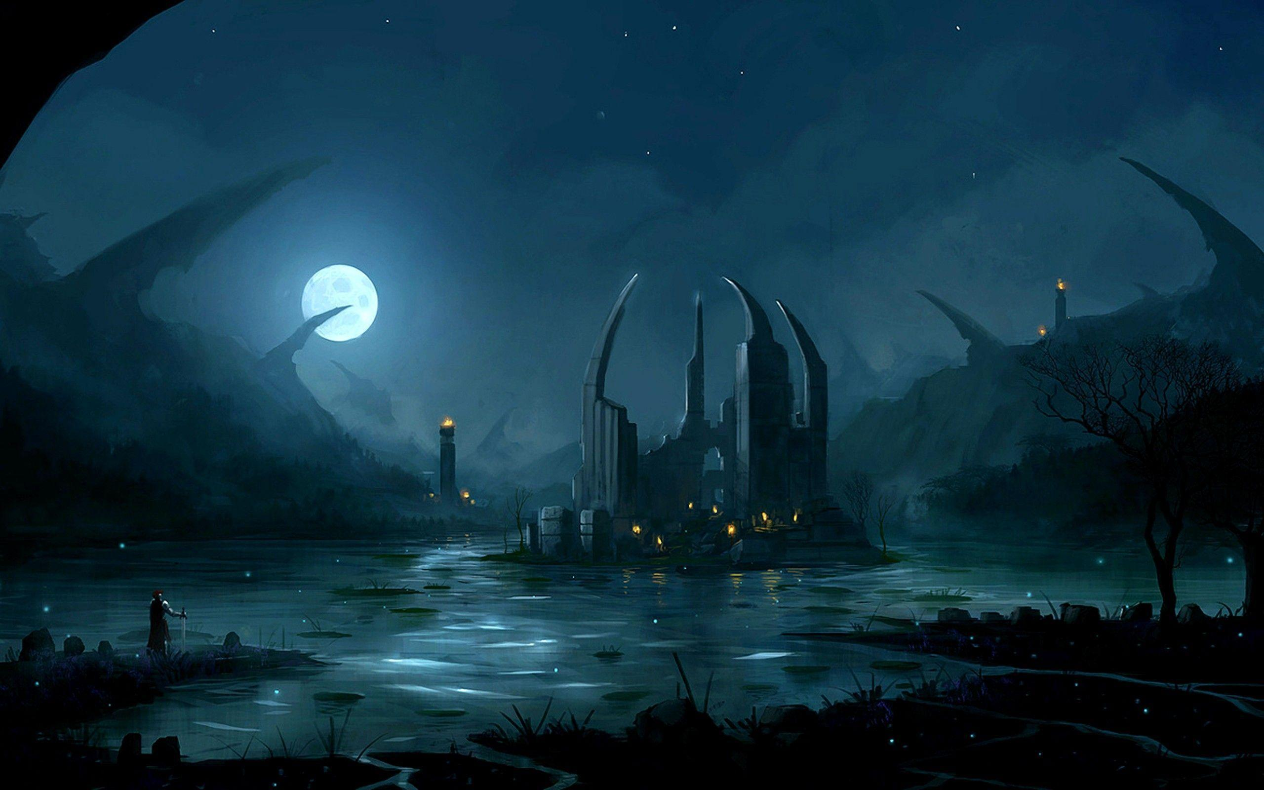 Night Time Wallpapers - Wallpaper Cave