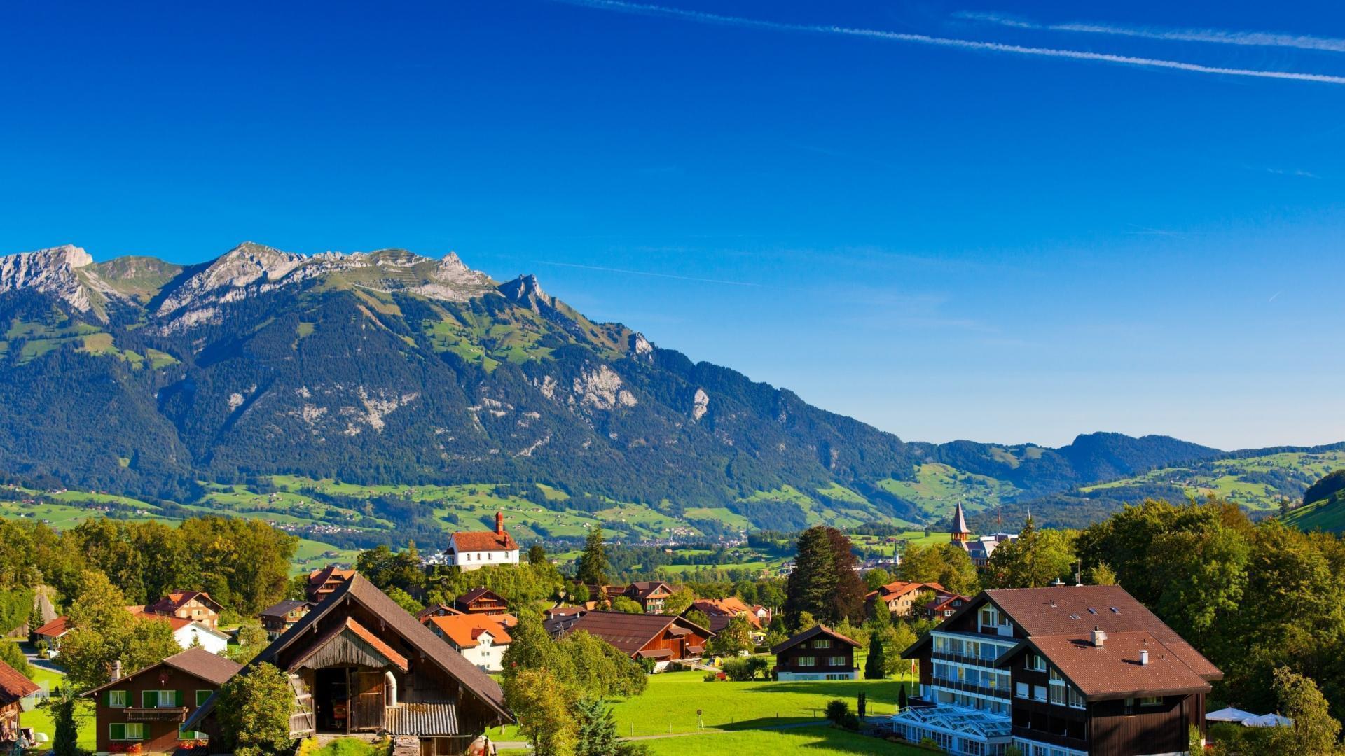 Swiss Alps Wallpapers Wallpaper Cave