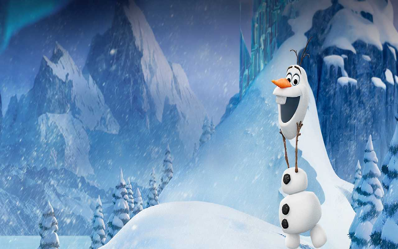 frozen christmas wallpaper - photo #26