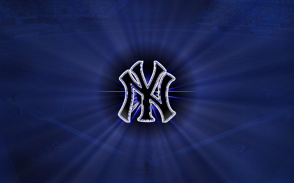 Black Ny Yankees Wallpapers