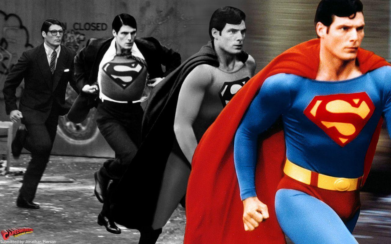 Tribute Letters | CapedWonder Superman Imagery. Christopher Reeve ...