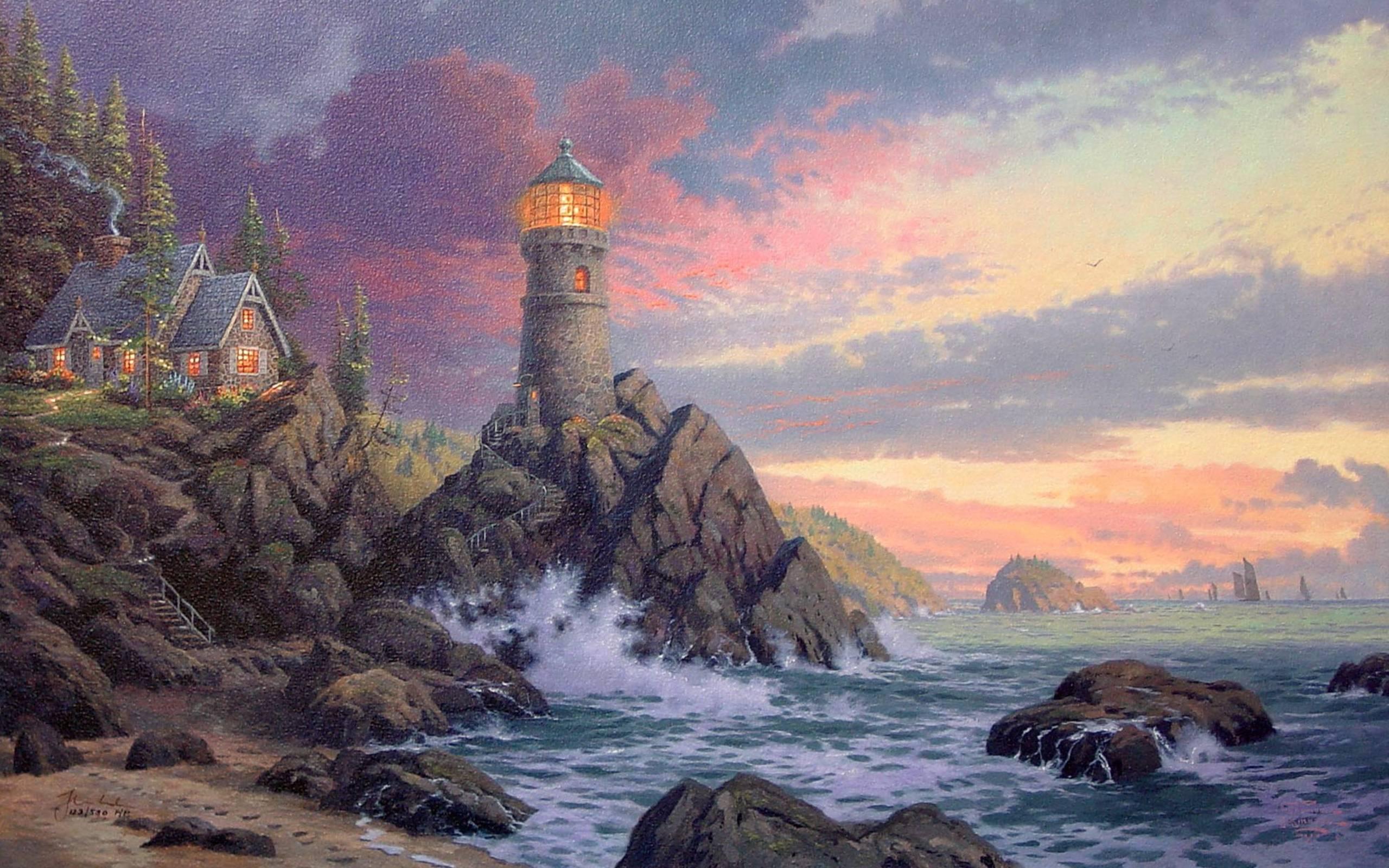 lighthouse desktop wallpaper 7900 - photo #30