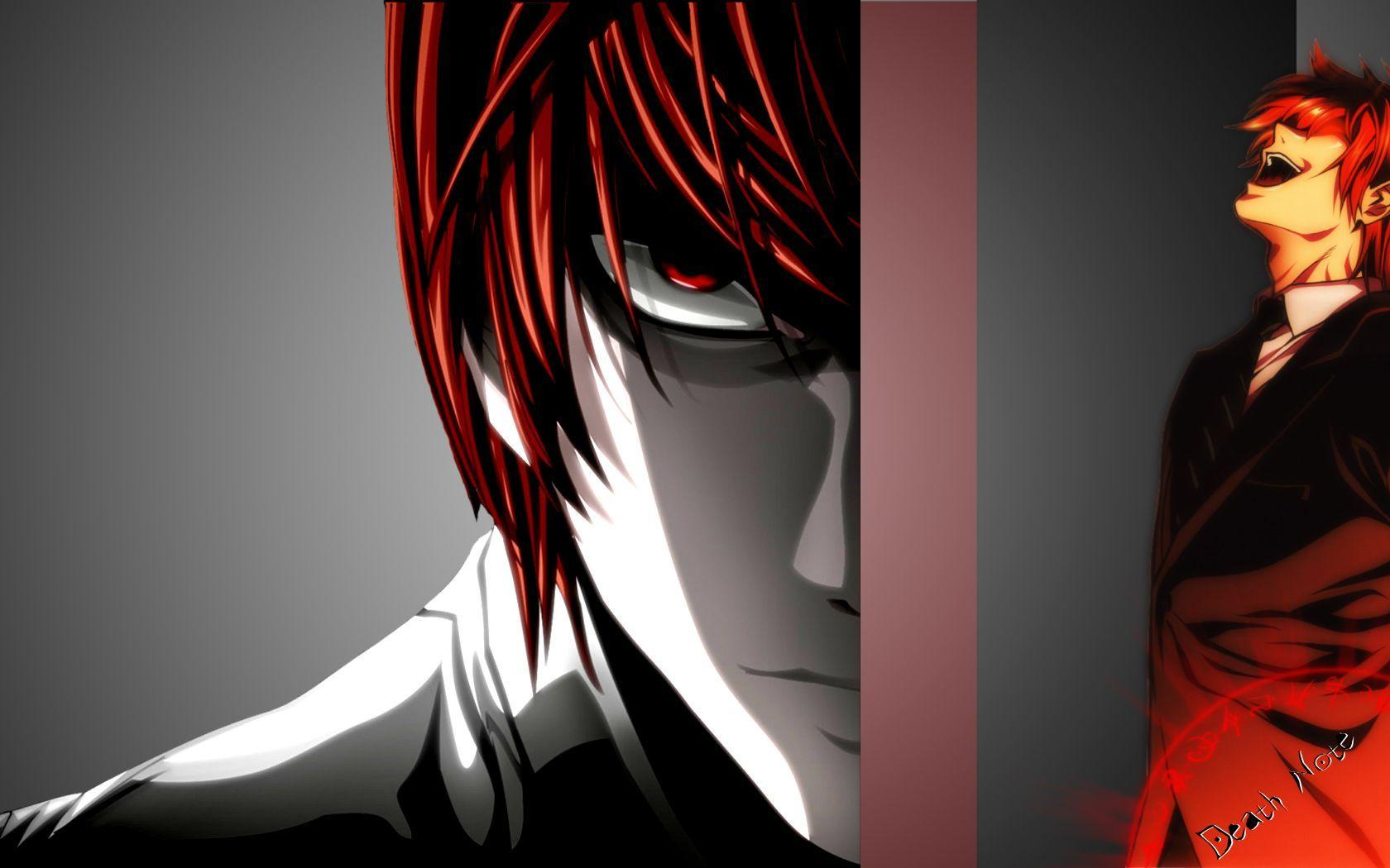 Light Yagami Wallpapers - Wallpaper Cave