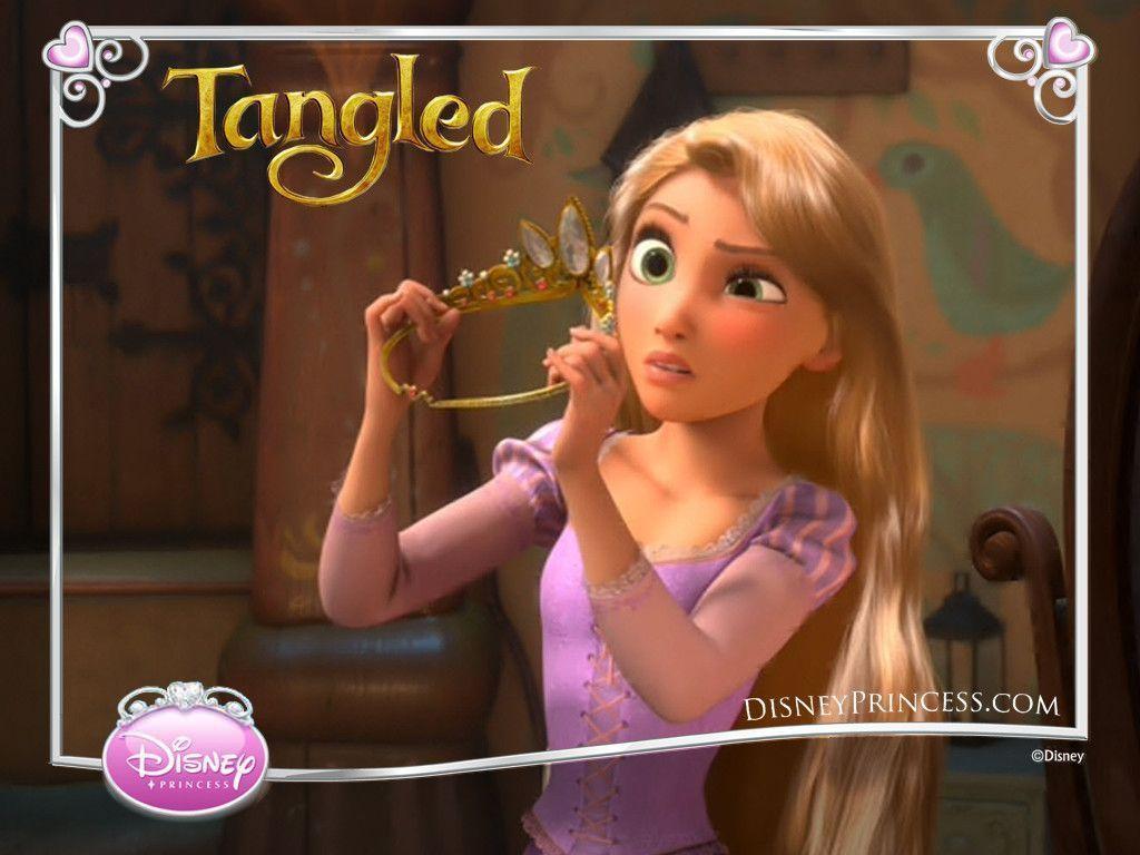 Rapunzel Wallpaper - Tangled Wallpaper (25780898) - Fanpop