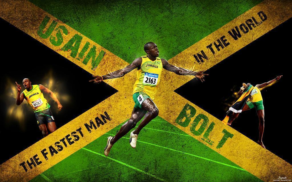 Usain Bolt wallpaper by jopeczek7 on DeviantArt