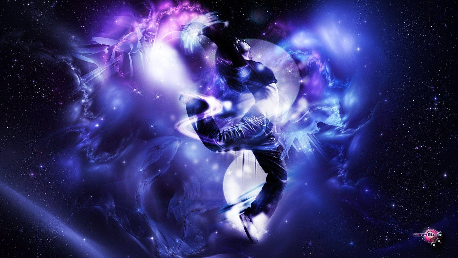 Download Dj Changing Space Break Dance Trance Music Cool Hd