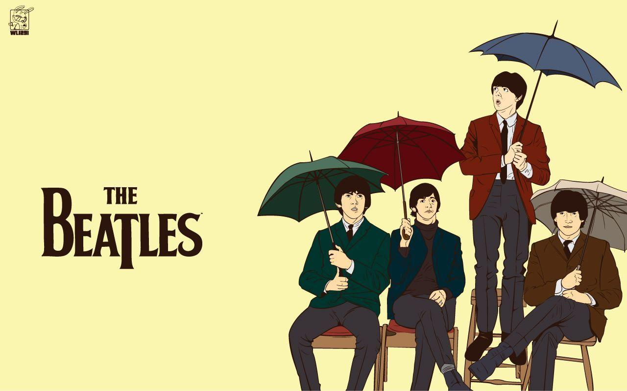 Wallpaper Of The Day Beatles