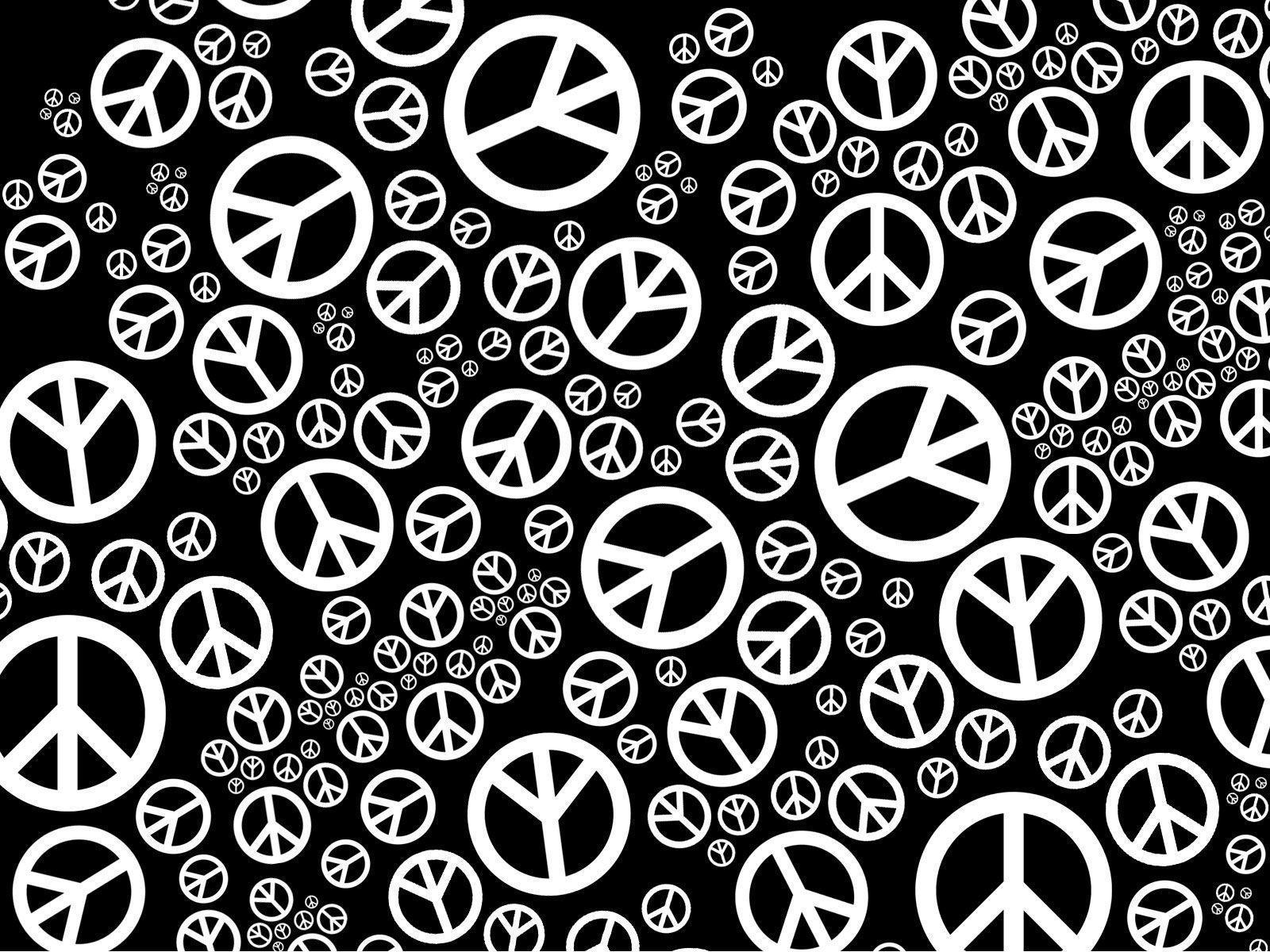 background designs peace sign - photo #28