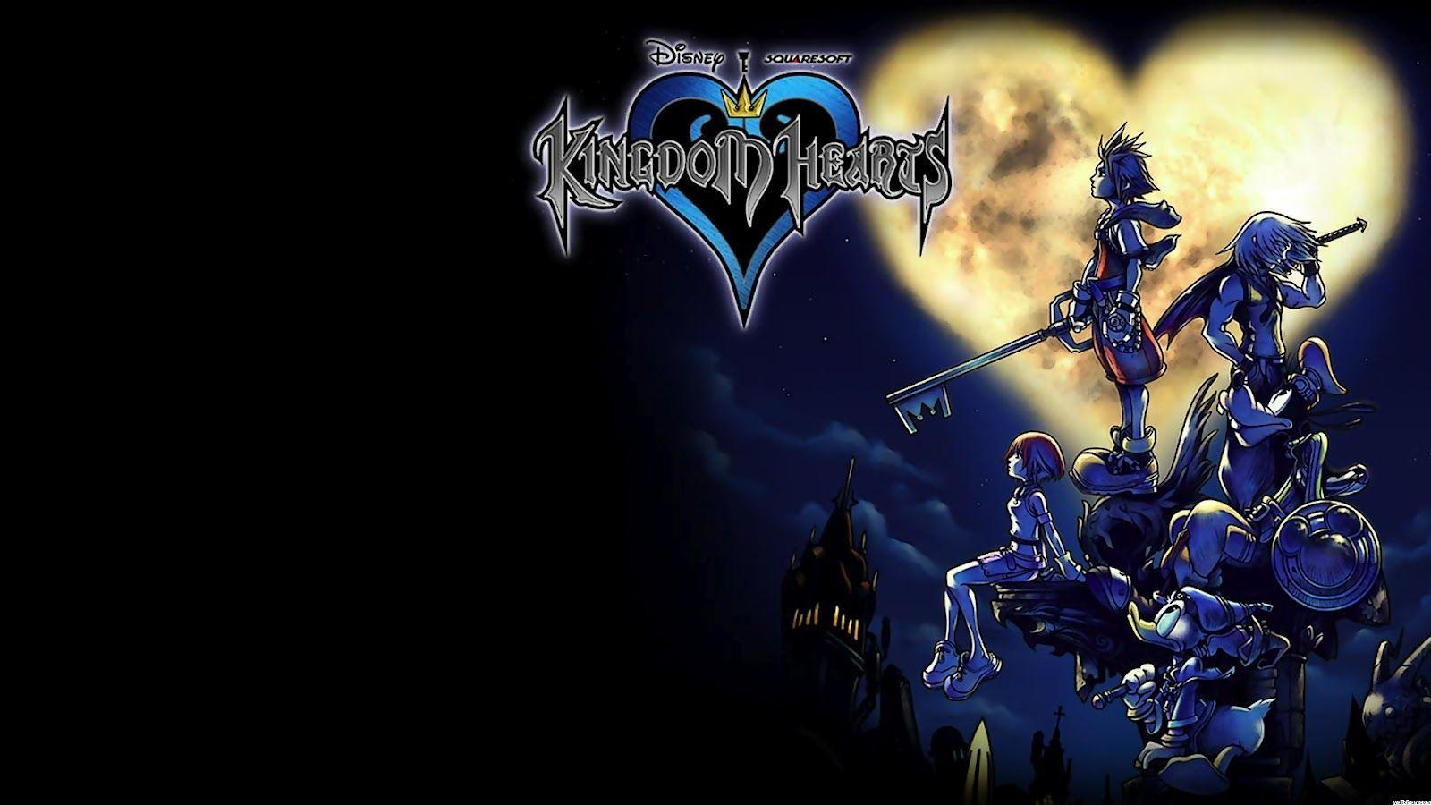Kingdom Hearts 1 Wallpapers Wallpaper Cave