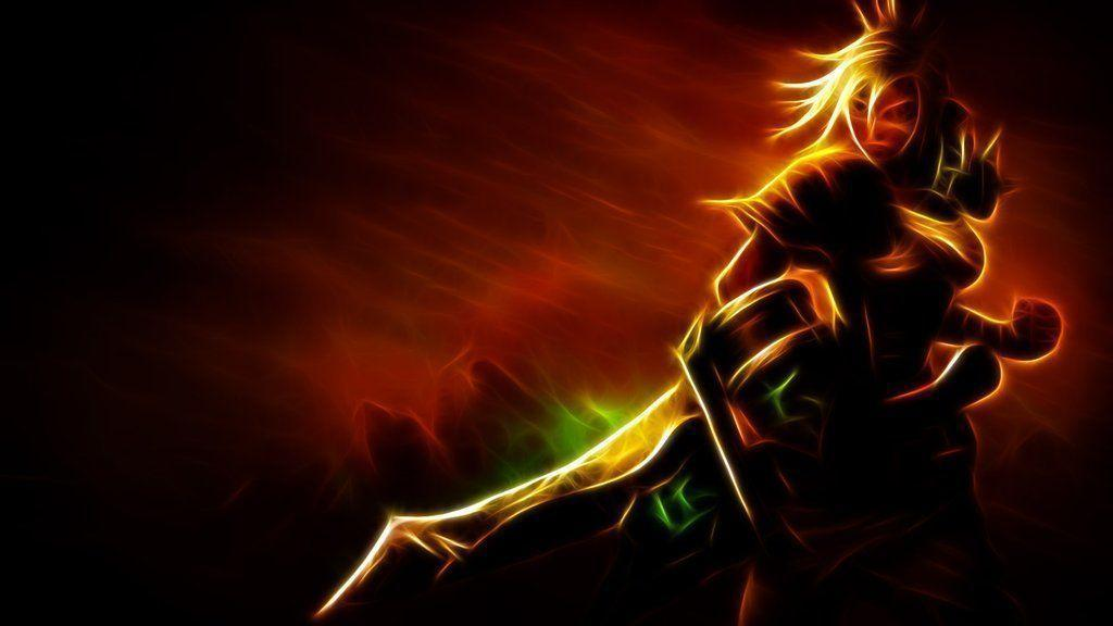 Special Neon Riven League Of Legends Wallpapers High Definition