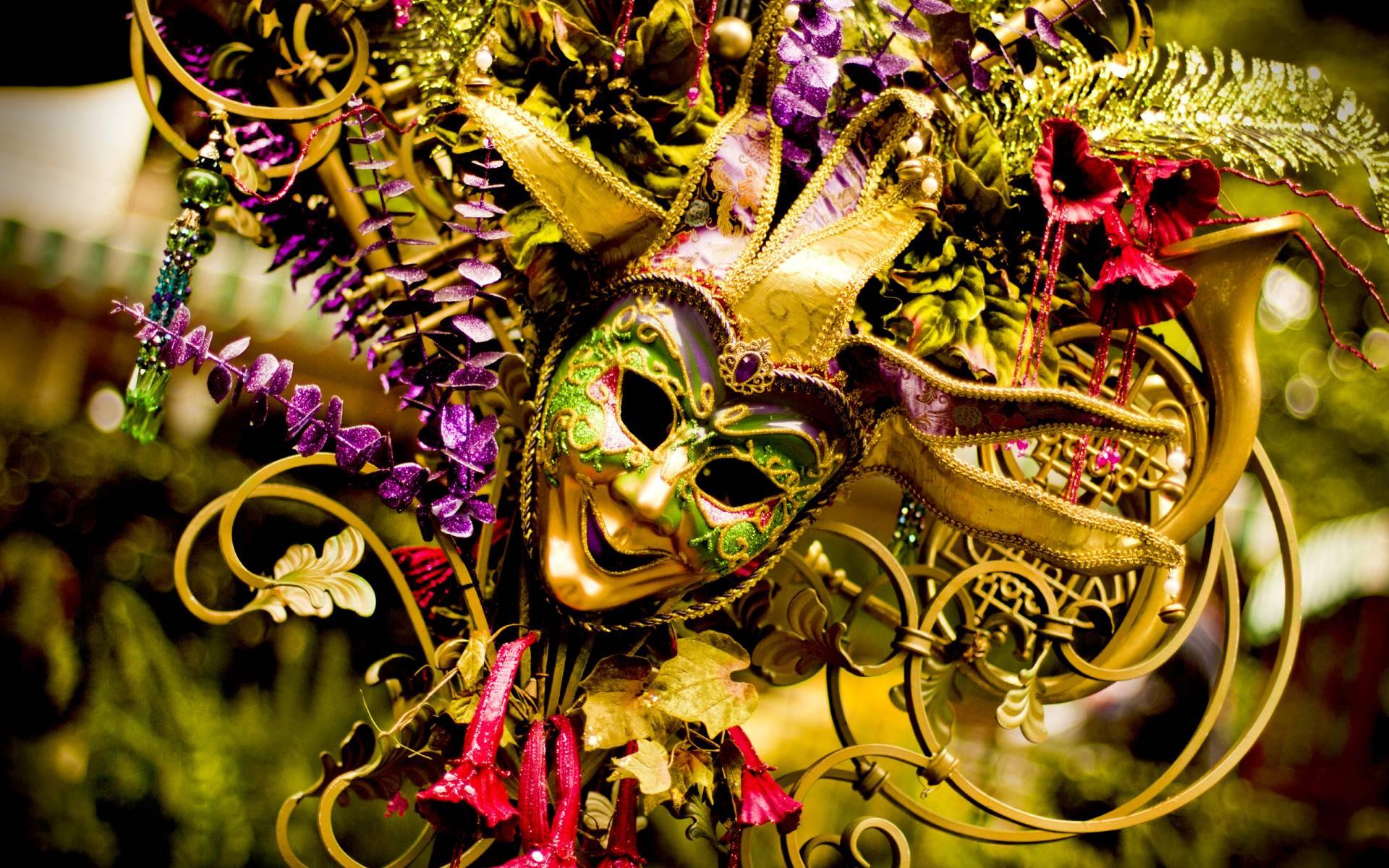 Mardi gras desktop wallpapers wallpaper cave - Mascaras de carnaval de venecia ...