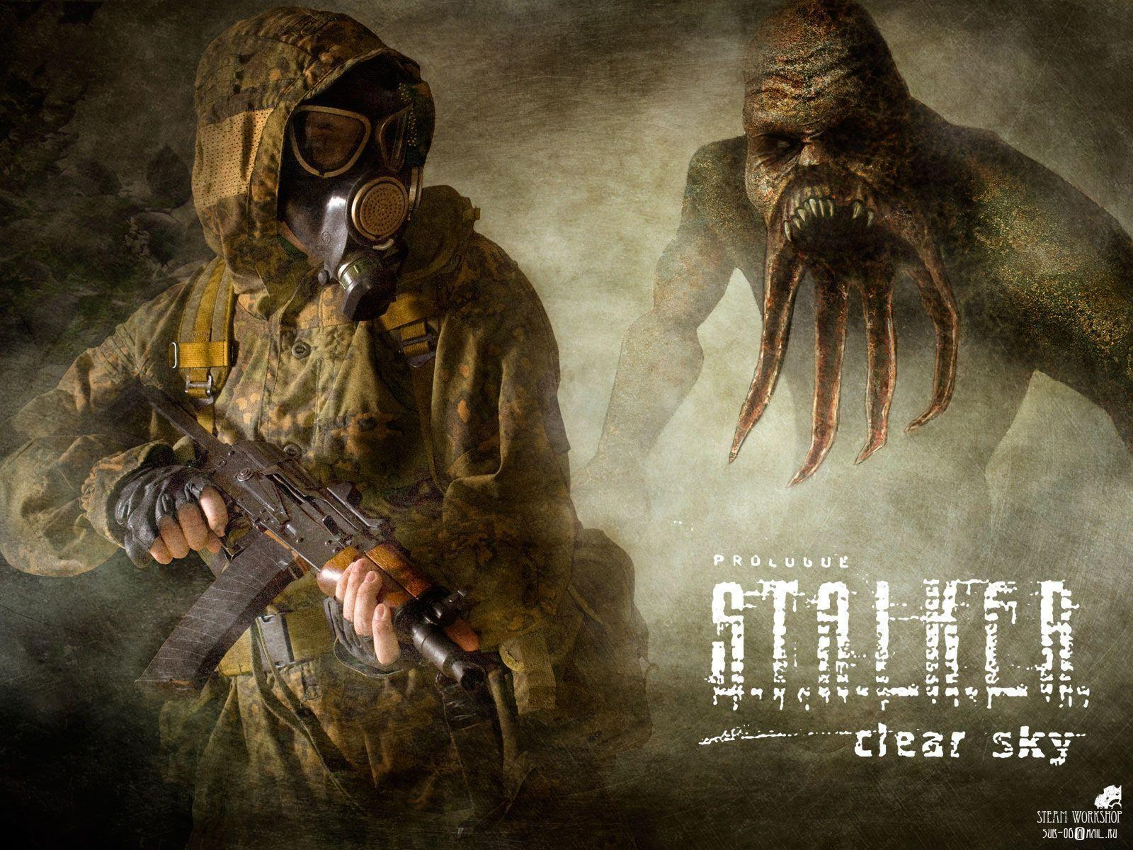 87 S.T.A.L.K.E.R. Wallpapers