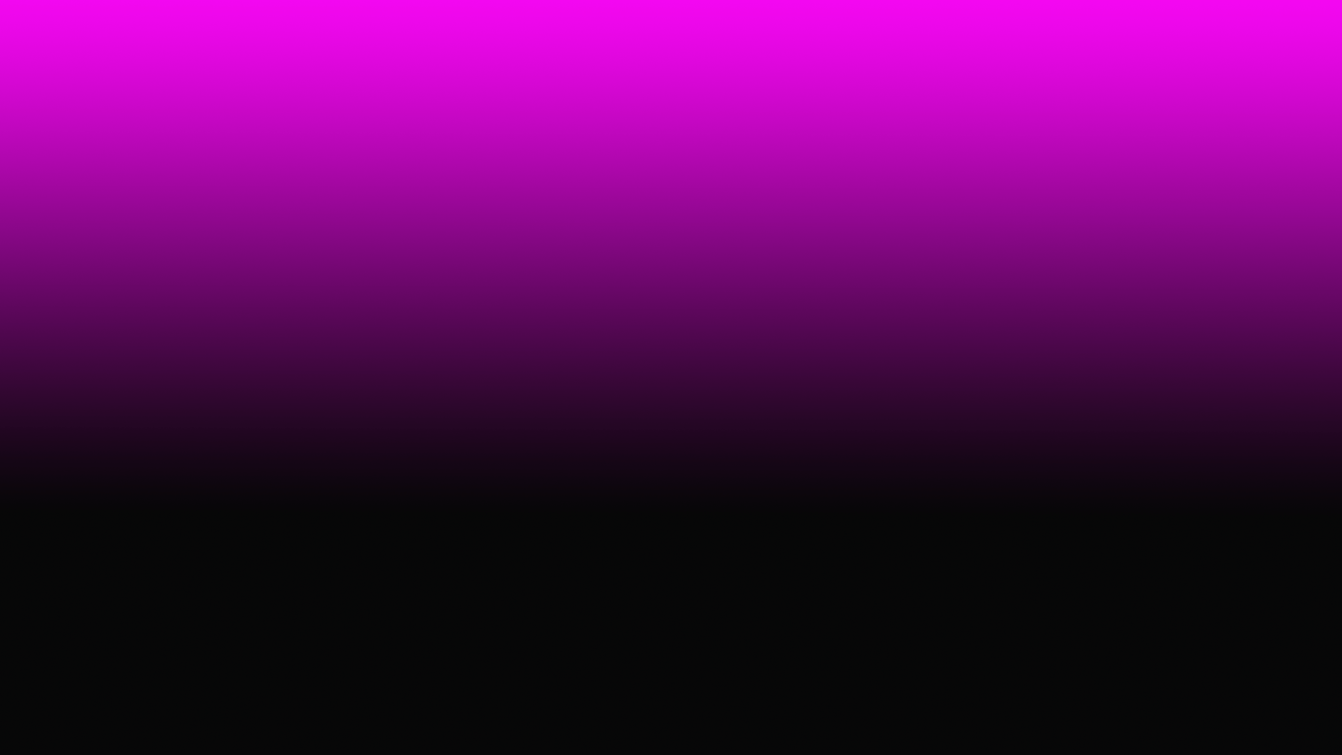 Pink Black Fading Gradient Desktop Wallpaper