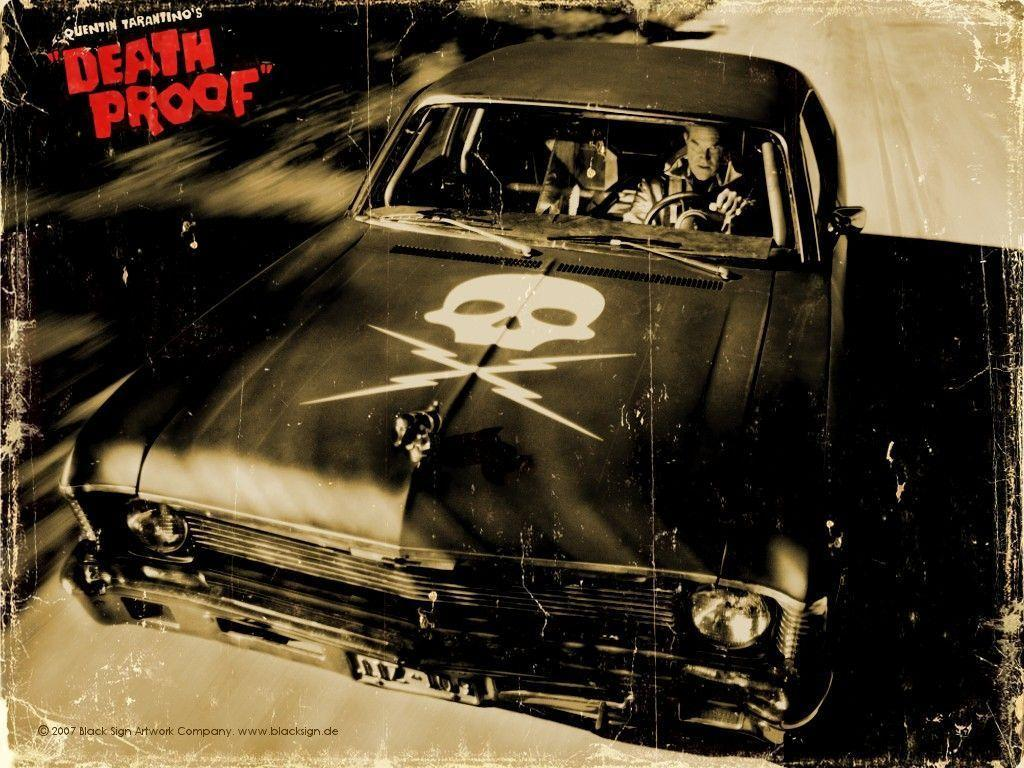 Death Proof Wallpapers - Wallpaper Cave