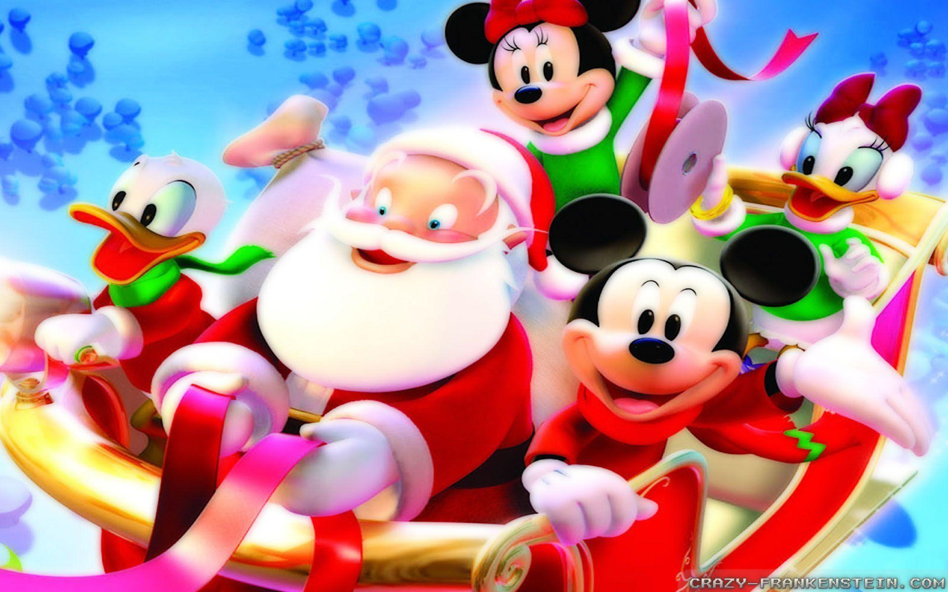 Disney Christmas Wallpapers Free