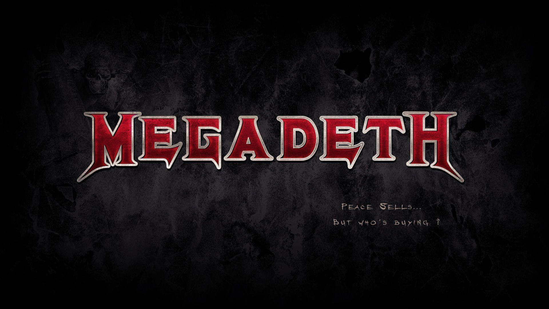 Megadeth Wallpapers Wallpaper Cave