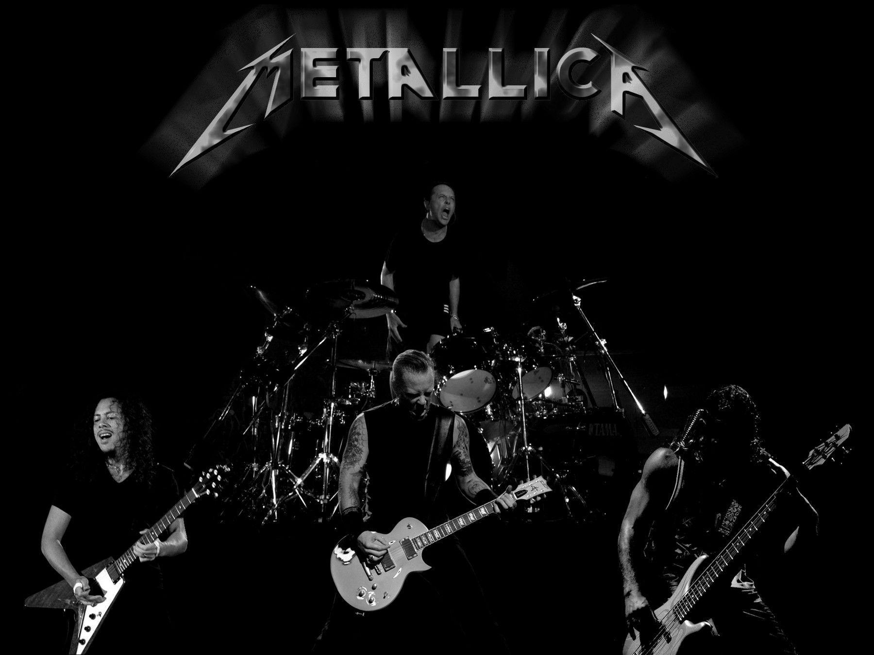 Metallica Computer Wallpapers, Desktop Backgrounds 1800x1350 Id