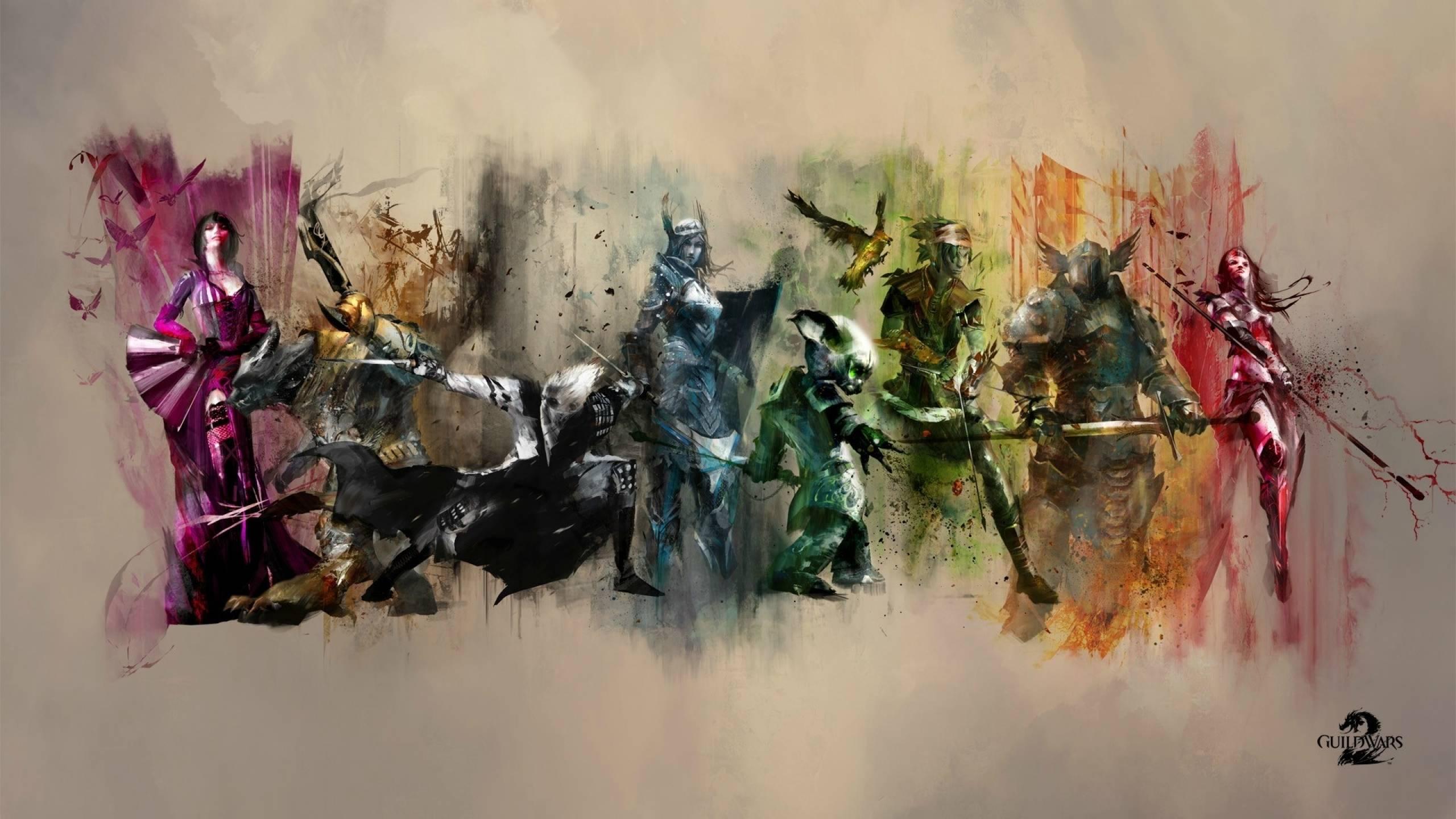 HD Guild Wars 2 Wallpapers   Wallpaper Cave