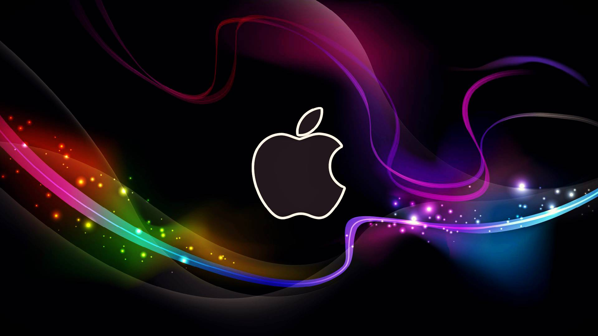 cool apple logo wallpapers wallpaper cave