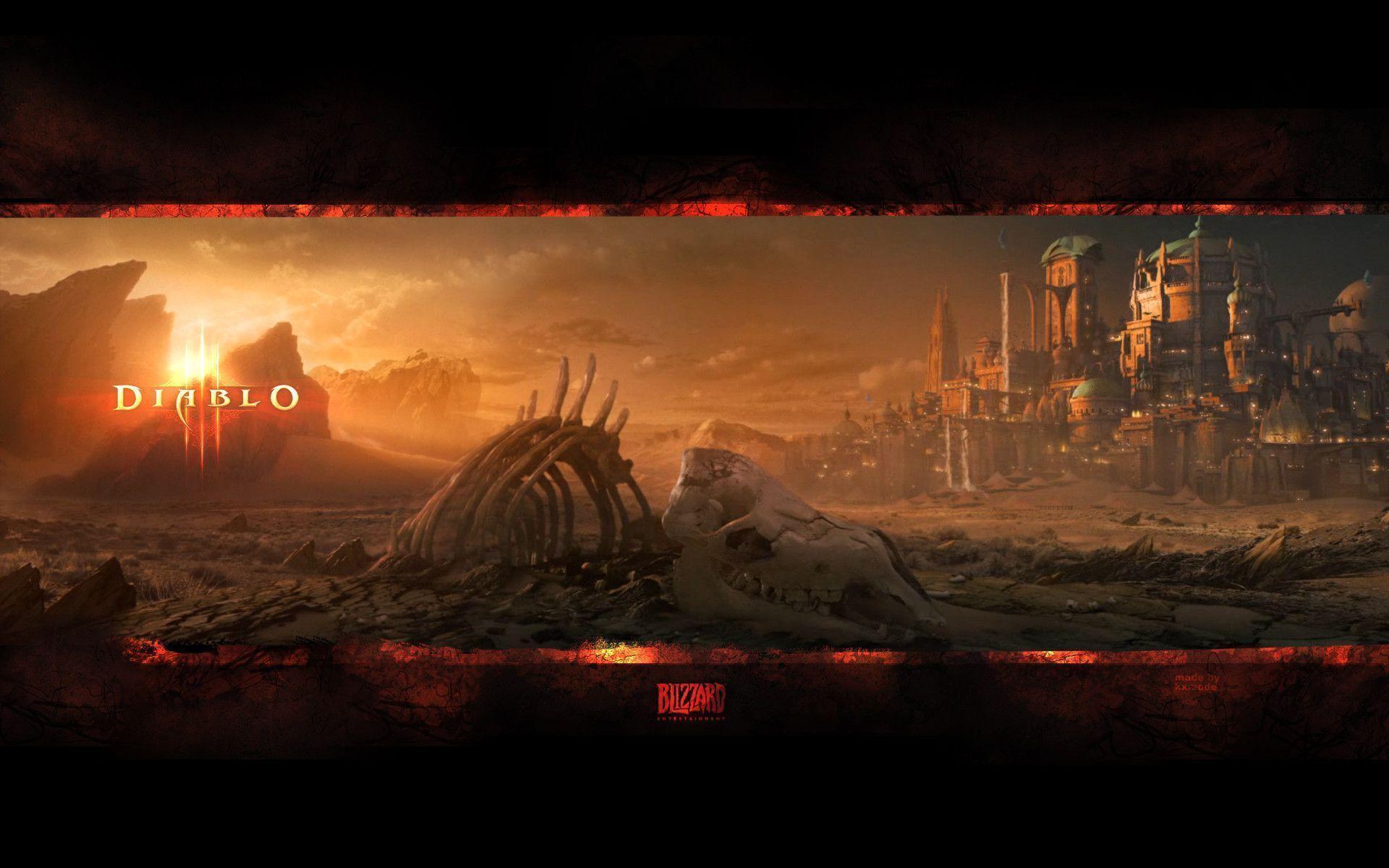 Diablo 3 Wallpaper Hd wallpaper - 876957