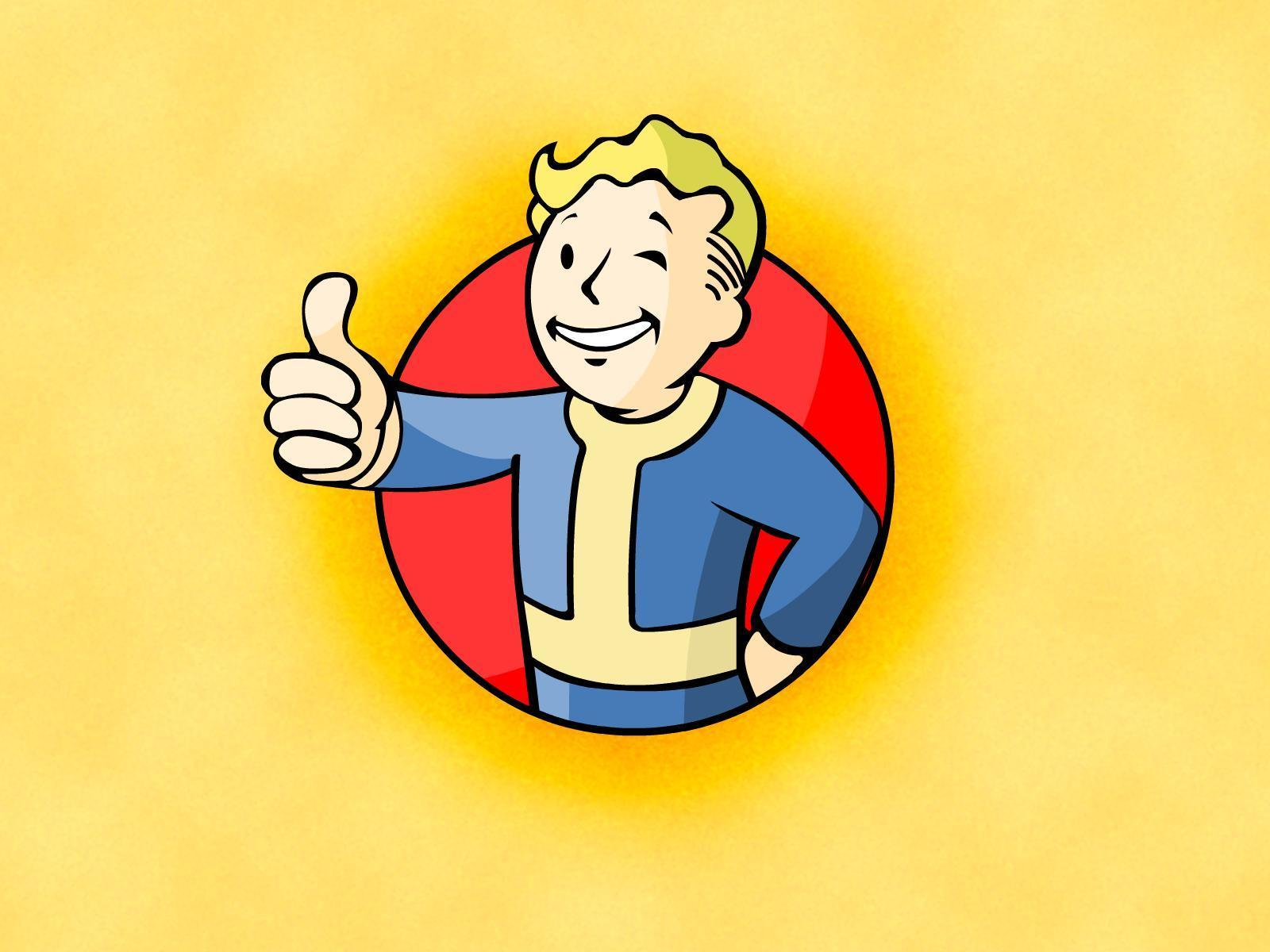 Vault Boy Wallpapers Wallpaper Cave