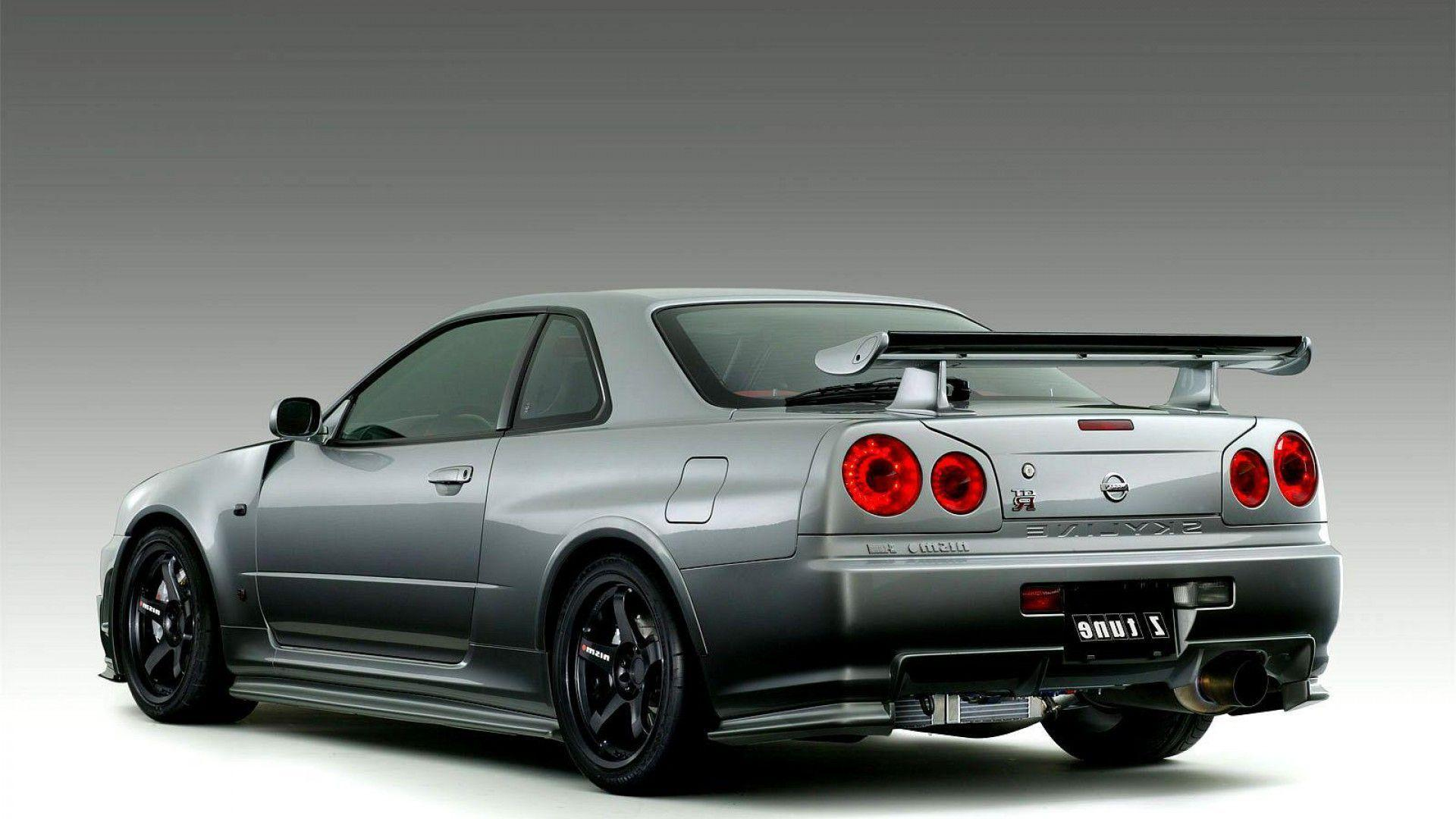 Cars Nissan Skyline R34 Nismo Wallpapers 1920x1080