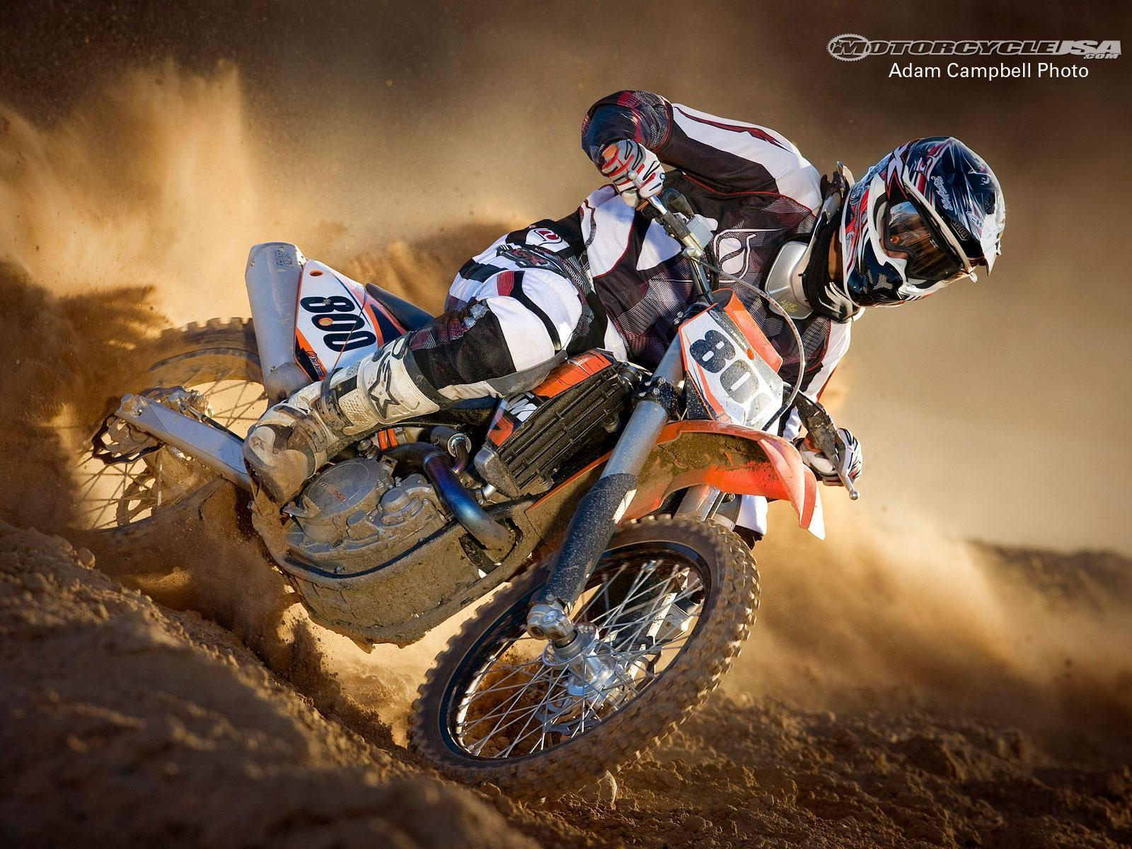 KTM Dirt Bike Wallpapers - 5 of 6 - 1600x1200 - Motorcycle USA
