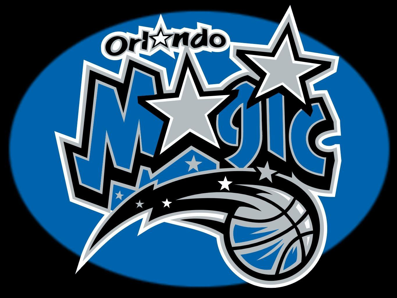 Pin Orlando Magic Vector Logo Download
