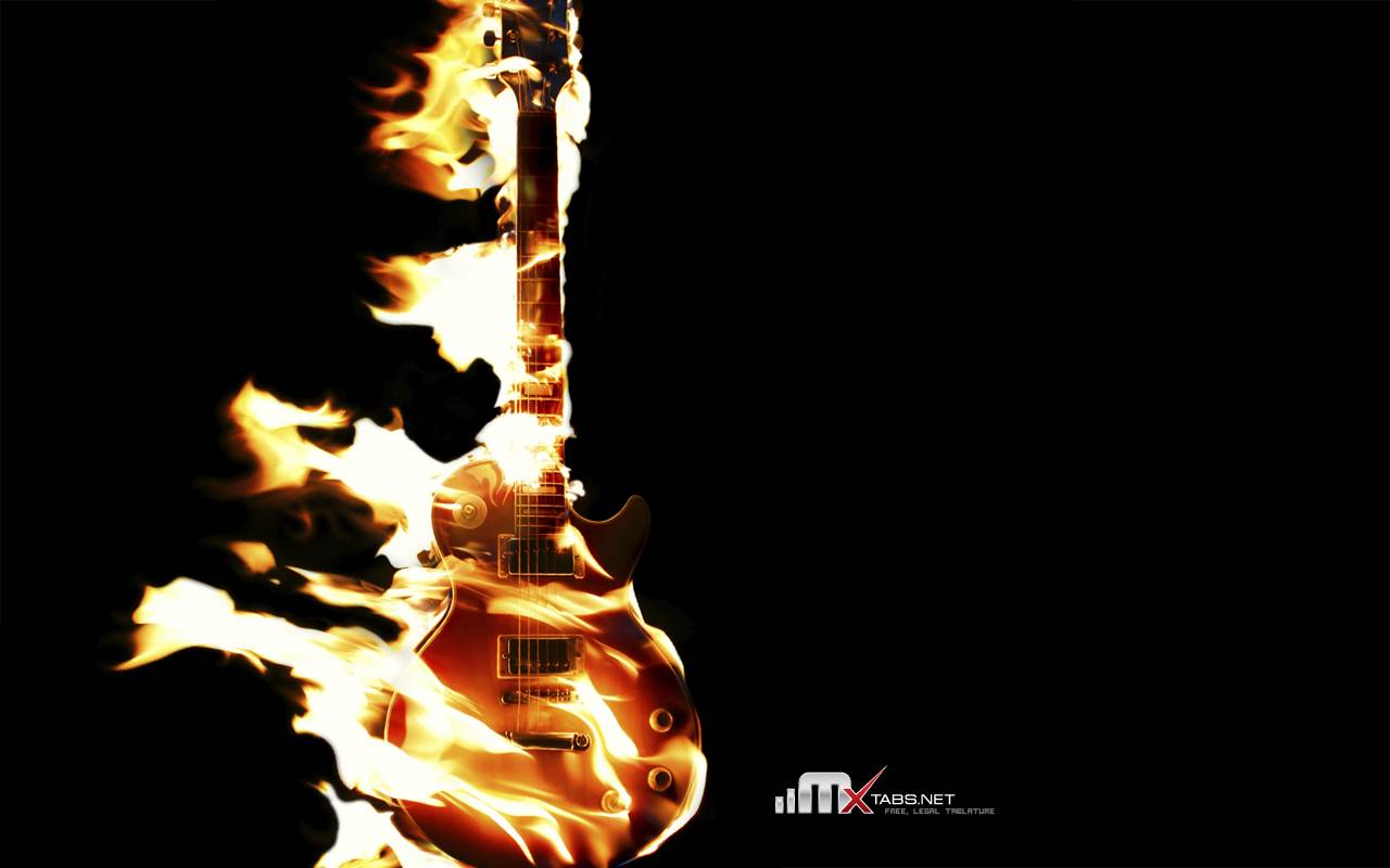 Guitar Wallpapers Hd Widescreen 1280x800PX ~ Wallpapers High