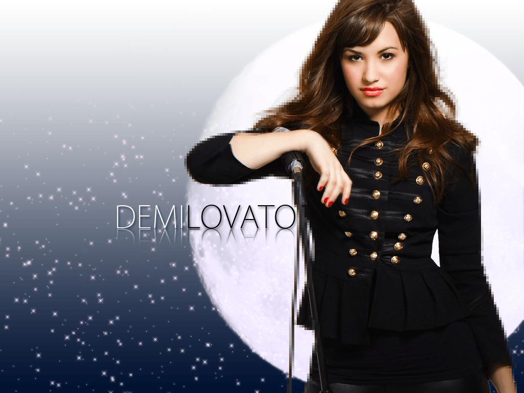 best demi lovato background - photo #31