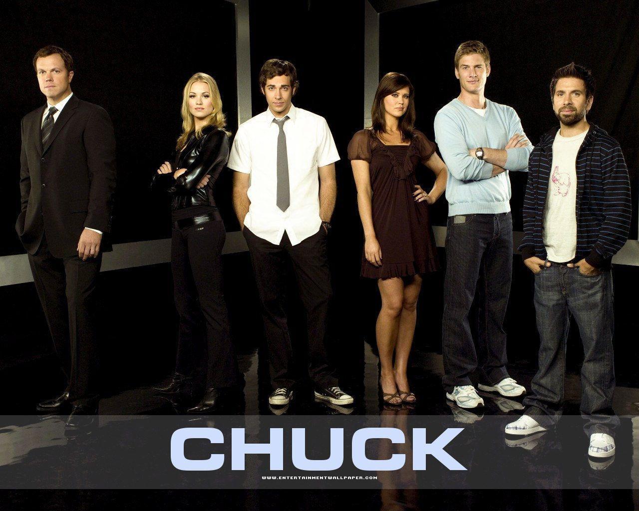 chuck wallpaper - photo #4