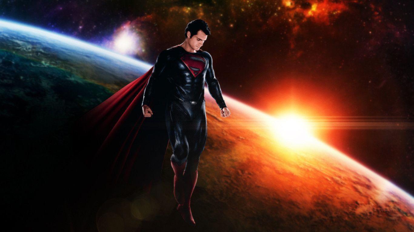 Superman Man Of Steel Movie Wallpapers Wallpaper Cave