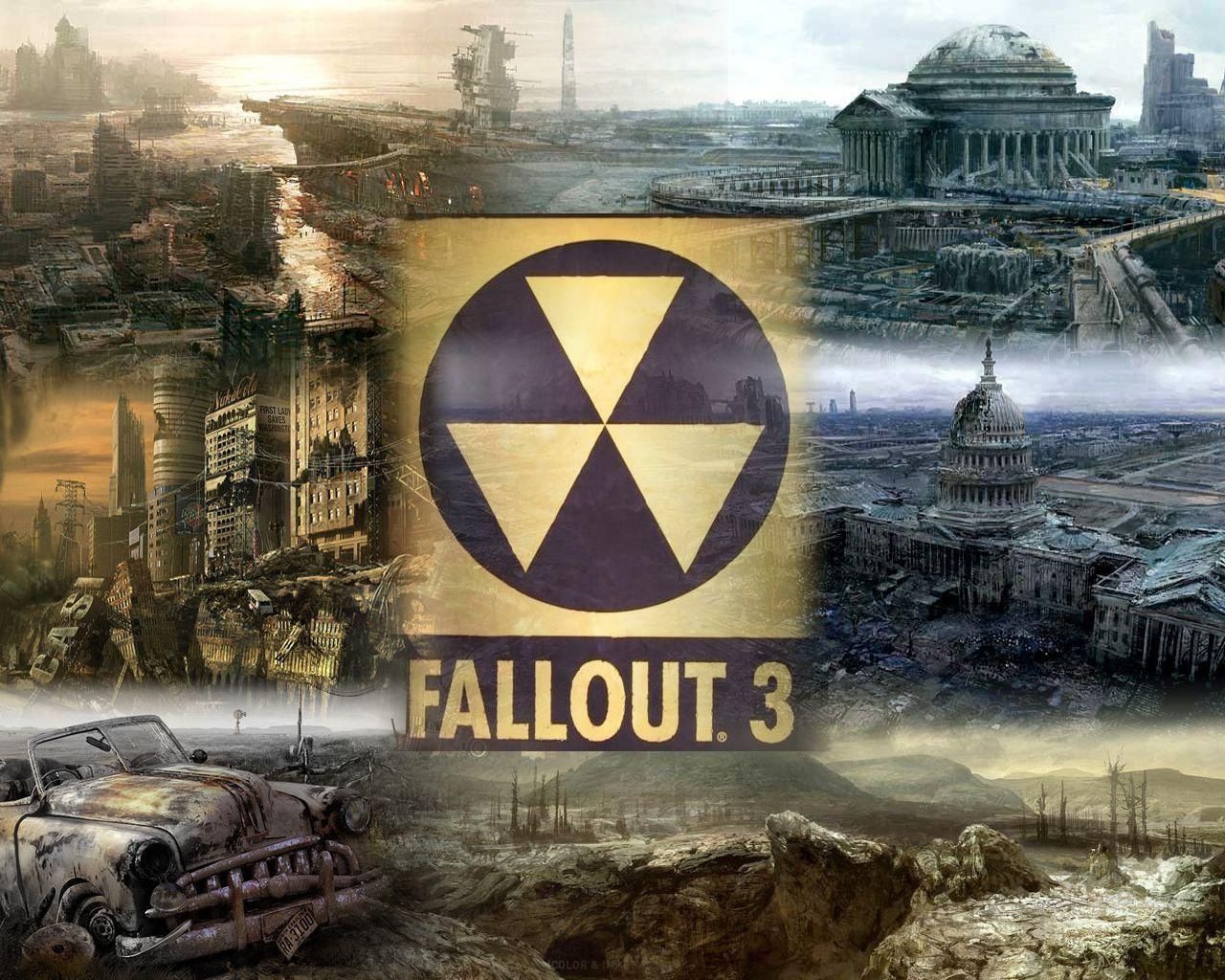 Fallout 3 Backgrounds - Wallpaper Cave