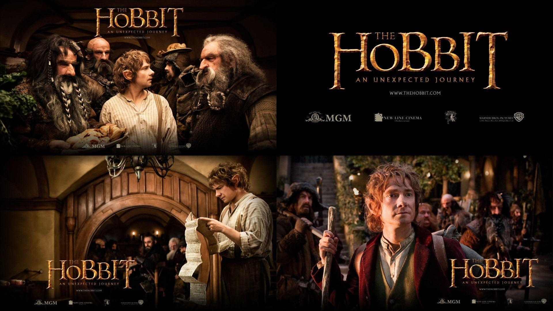 The Hobbit: An Unexpected Journey wallpaper - 808301