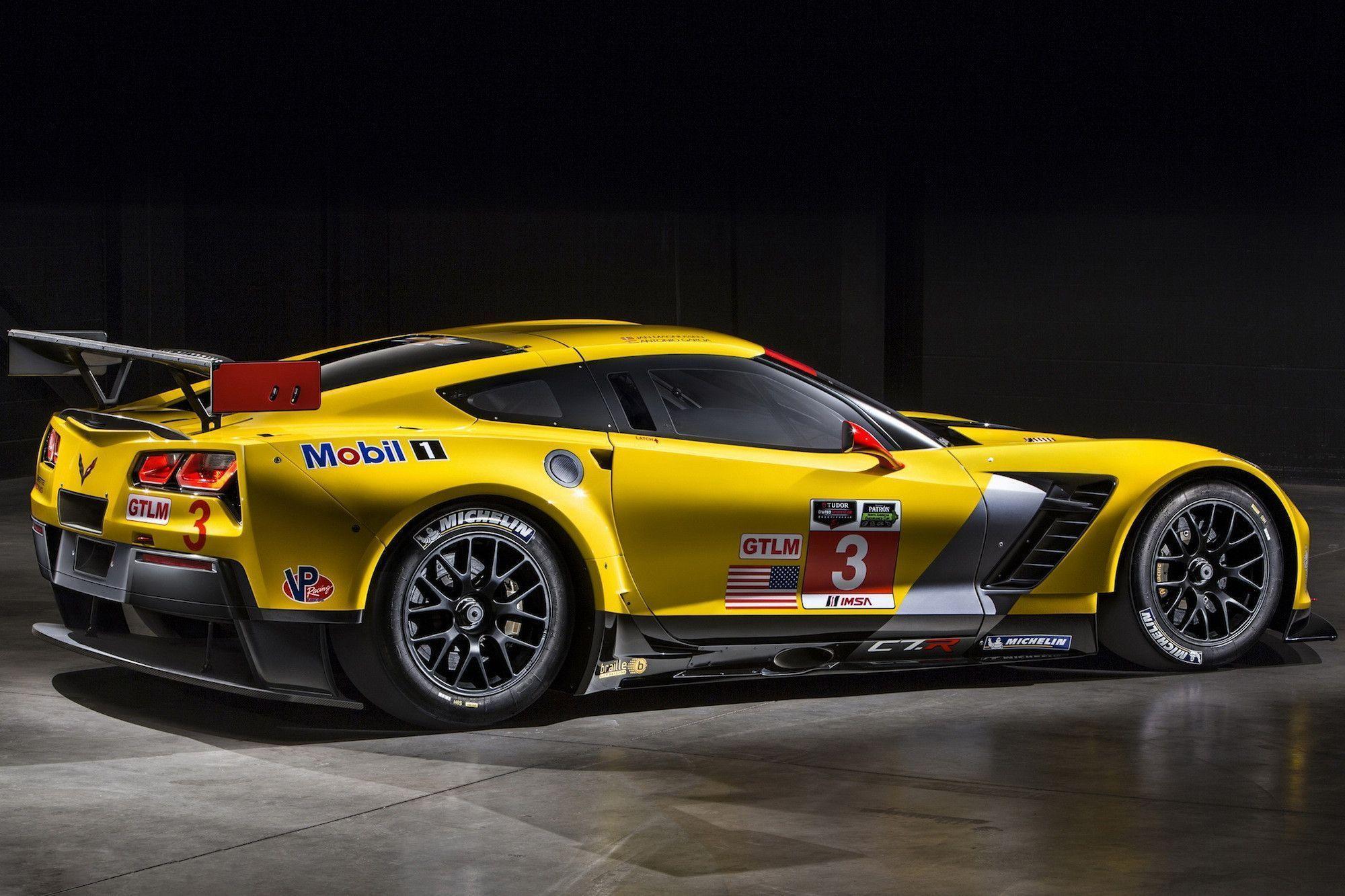 Corvette C7 Wallpaper Hd