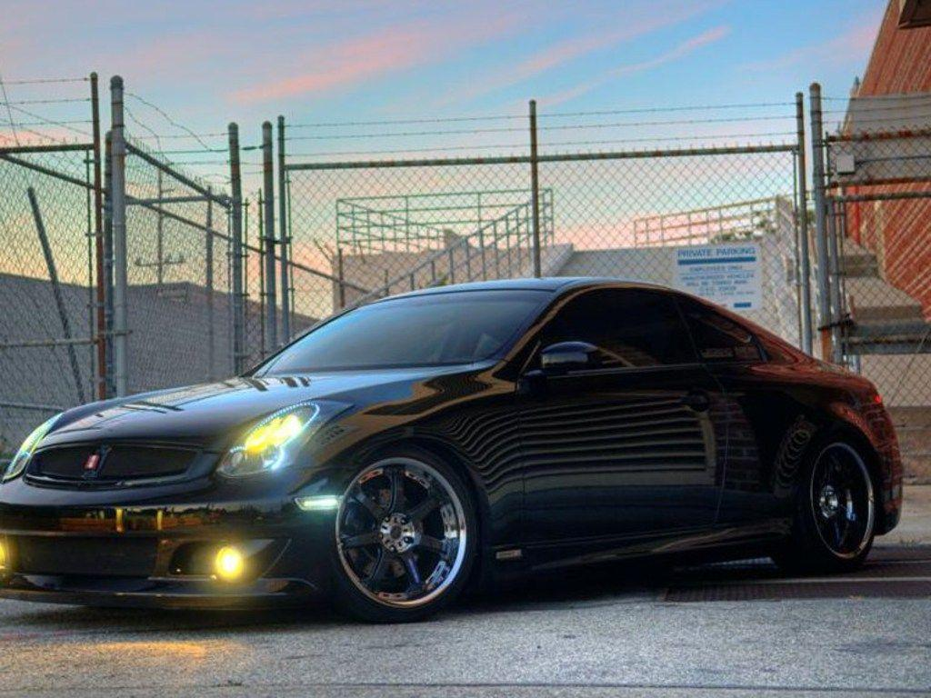 Infiniti G35 Car Wide HD Wallpaper | hdwallpapers-