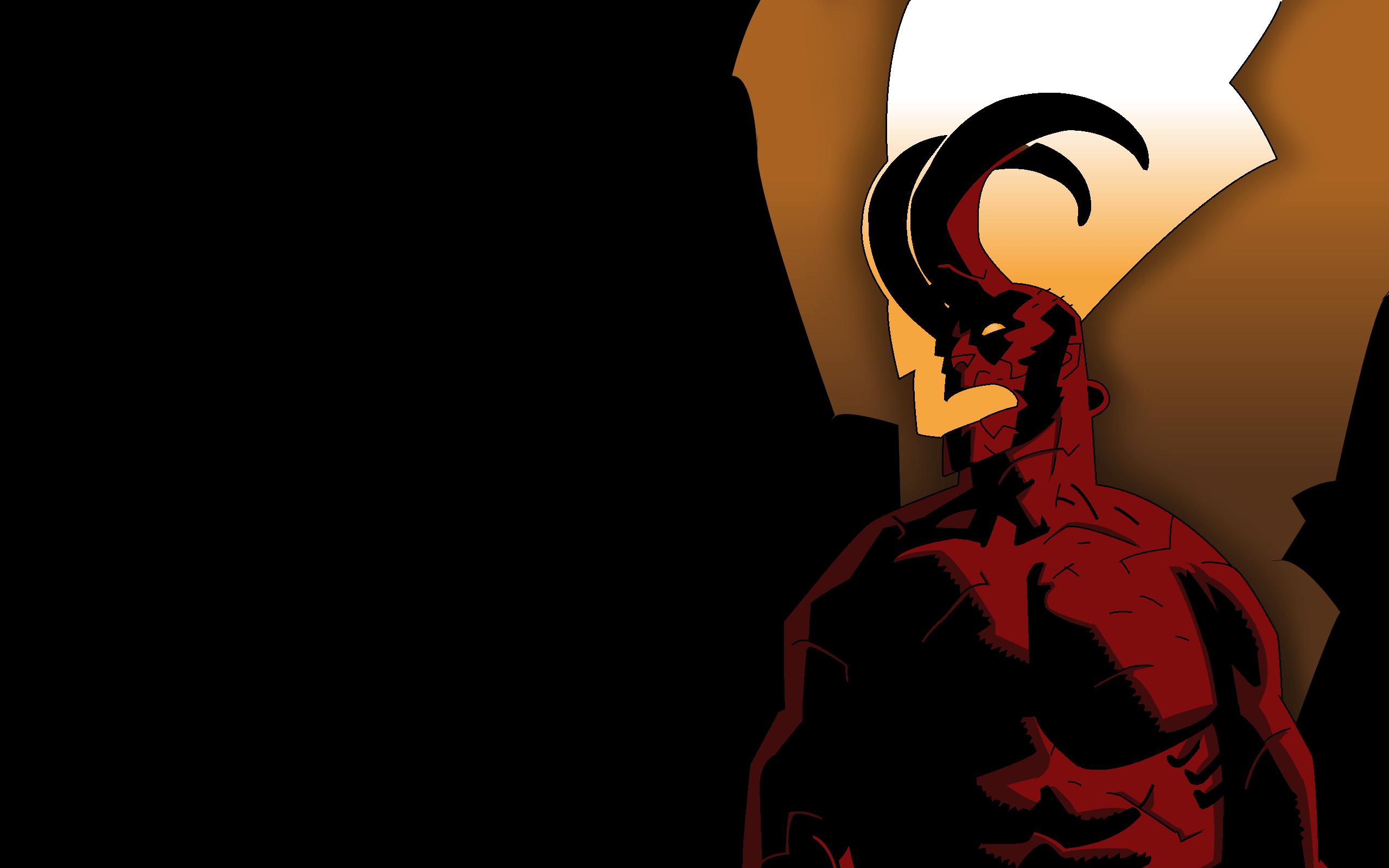 hellboy wallpaper related keywords - photo #38