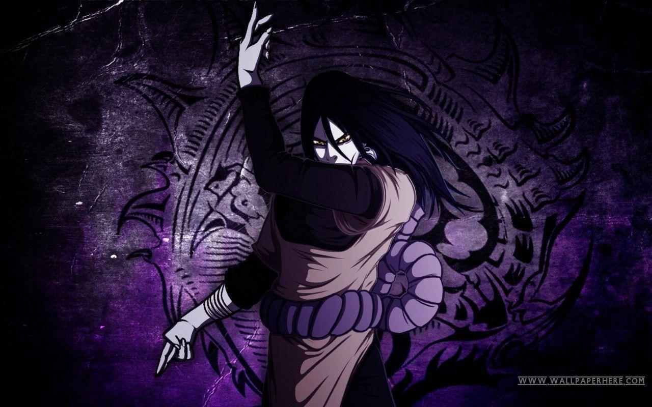 Orochimaru wallpaper