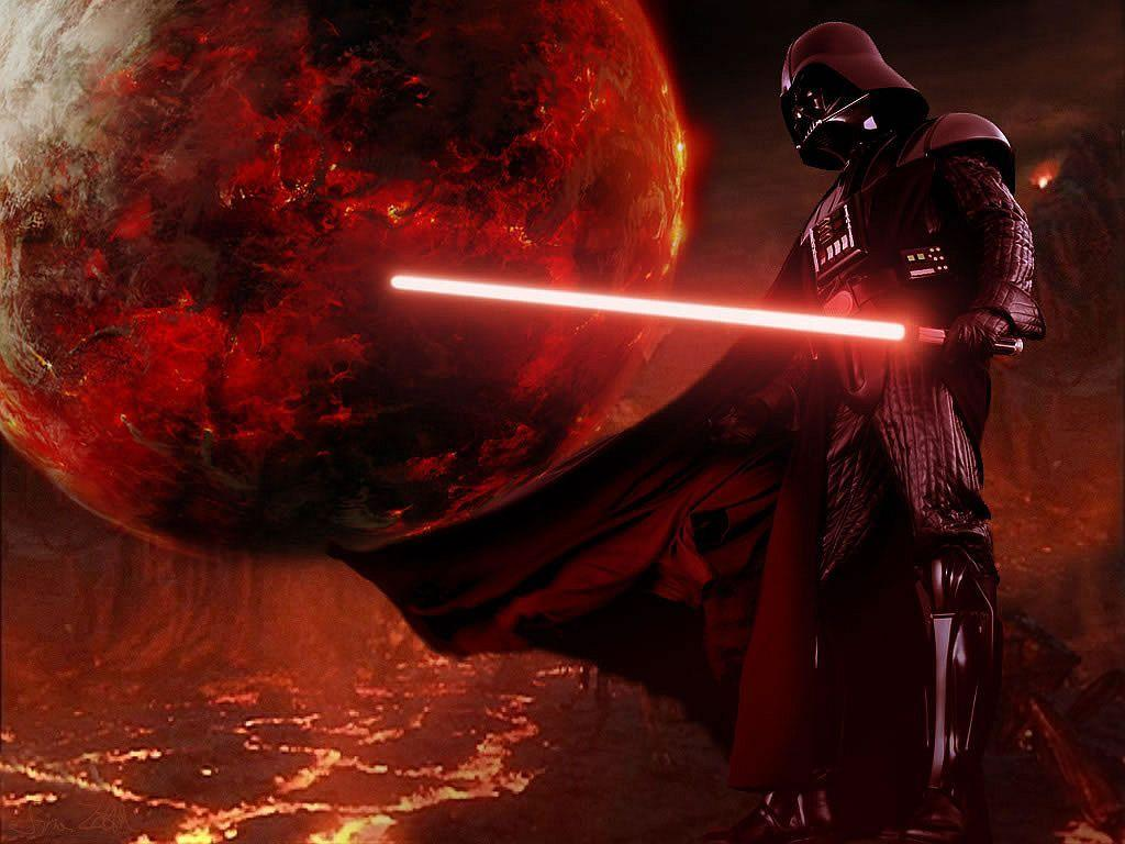 Star Wars Darth Vader WP