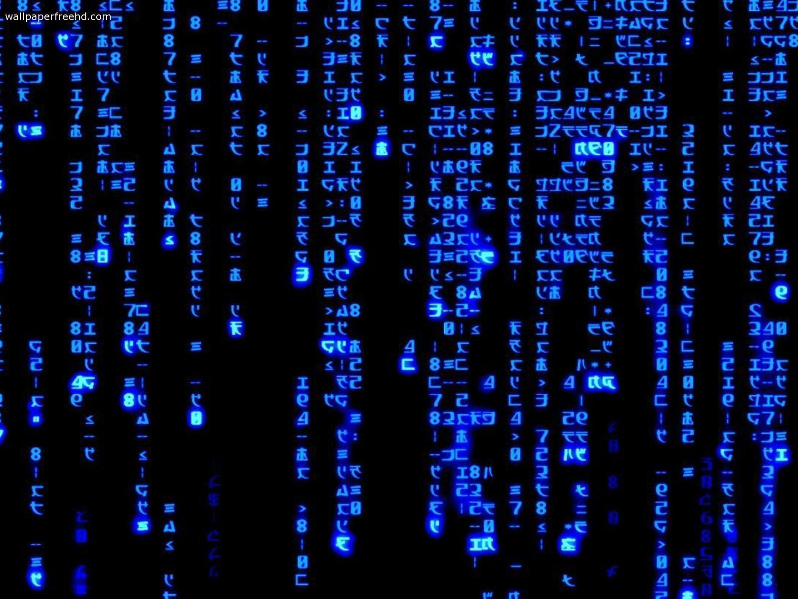 digital matrix neon background - photo #10