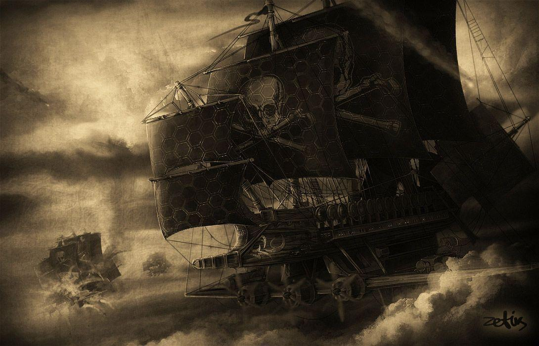 pirate ship computer wallpapers - photo #24