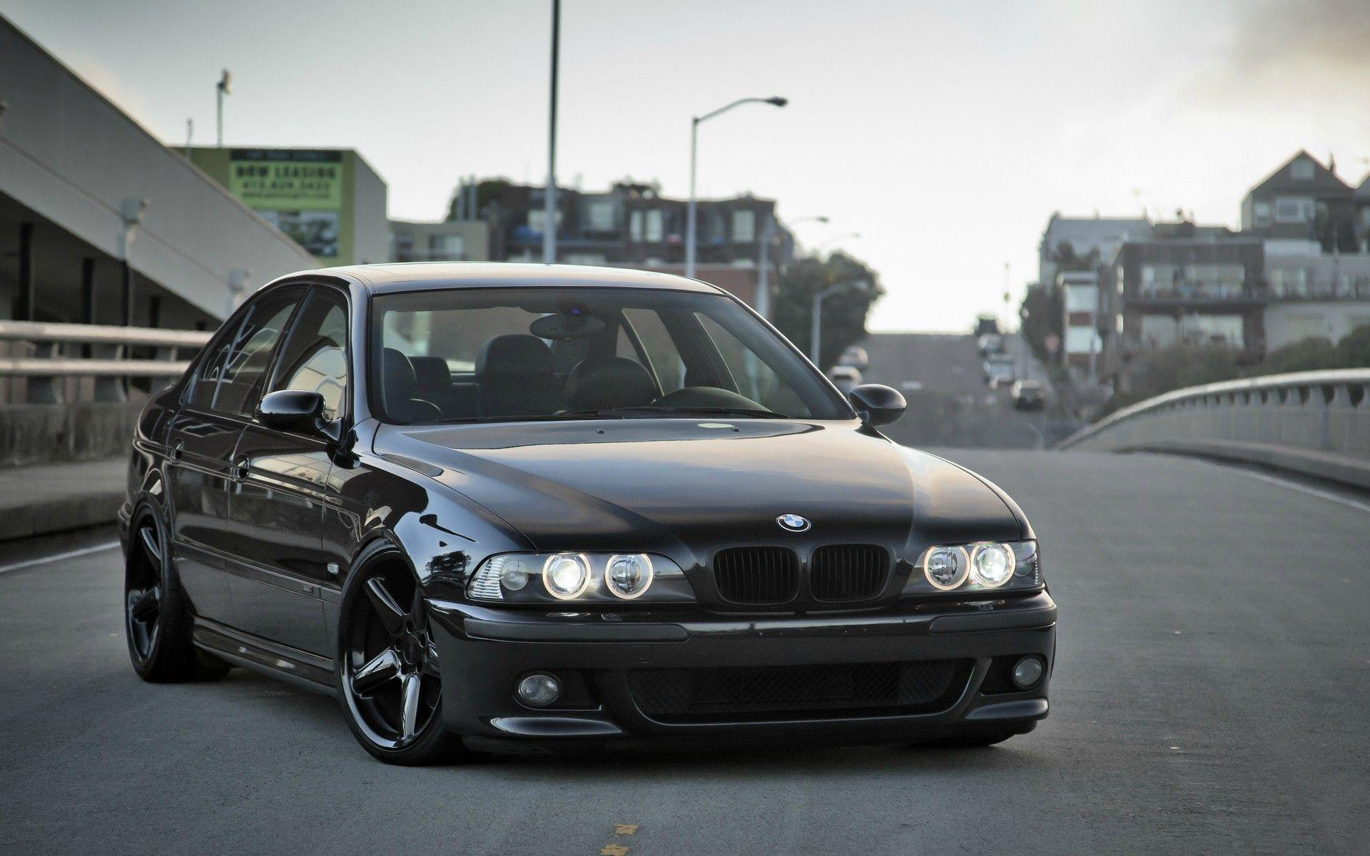 BMW E39 M5 Wallpapers