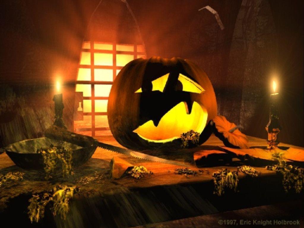 30 Latest Happy Halloween Wallpapers of 2013