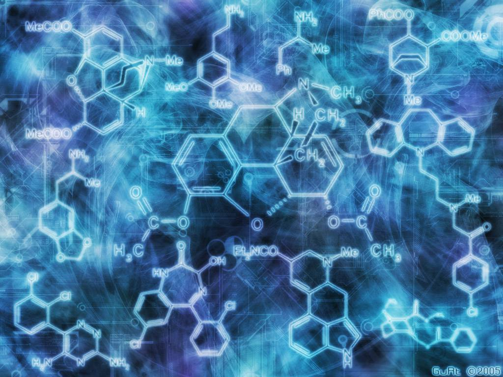 Wallpapers For > Organic Chemistry Wallpapers