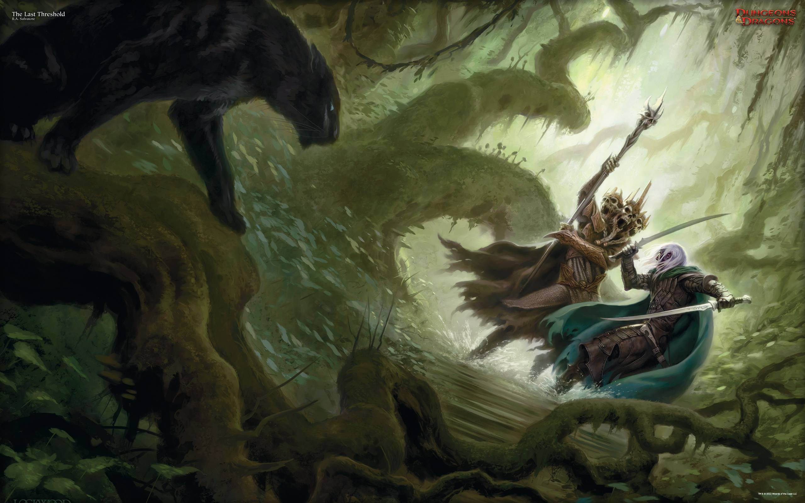 Drizzt Wallpapers - Wallpaper Cave